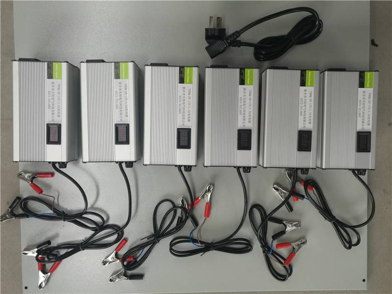 17V 1.5A 锂电池充电机