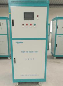 公司为埃塞俄比亚某电站生产的直流125V电源顺利交付